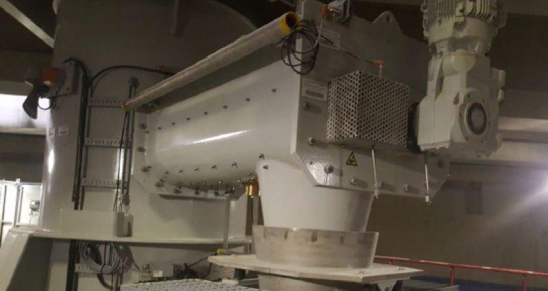 Digitální systém měření vlhkosti ACO v duplexním šneku