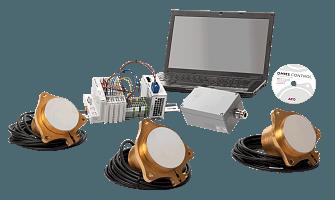 Digitální měřící systém vlhkosti ACO DMMS