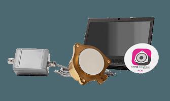 Kompaktní sonda pro měření vlhkosti ACO AMMS